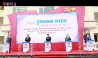 1,500 youth projects to welcome success of National Party Congress