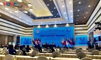 Sidang pleno AIPA-41: ASEAN bersatu mengatasi tantangan, membangun satu ASEAN yang mandiri, damai dan stabil