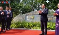 Ibukota memperingati ulang tahun ke-1010 Thang Long-Ha Noi dengan banyak aktivitas yang bermakna