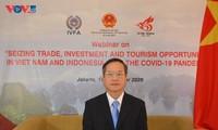 Promosi Investasi, Perdagangan dan Pariwisata Viet Nam-Indonesia di tengah Pandemi
