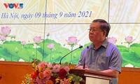 Membangun Sistem Nilai Budaya dan Standar Manusia Viet Nam
