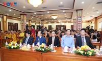 Continúan promoviendo valores budistas en Vietnam