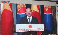 Celebran 10 años de la Conferencia amplia de Ministros de Defensa de la Asean