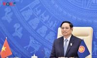 チン首相:「ASEANと露は、多くの分野で協力強化の必要がある」