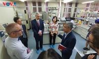 Un institut à la pointe de la recherche médicale
