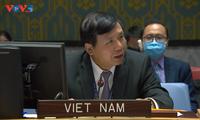 ONU: le Vietnam exhorte l'Afghanistan à respecter le droit international humanitaire