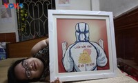 Cô gái xương thủy tinh truyền cảm hứng cho người khuyết tật