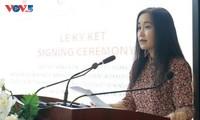 パンデミックの影響を受ける海外派遣の青年労働者を支援
