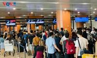 将在缅甸的越南公民接回国