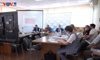 越南共产党在国家建设事业中的作用研讨会在俄罗斯举行
