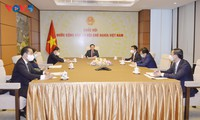 俄罗斯考虑向越南转让卫星5(Sputnik V)新冠疫苗生产技术