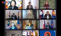 越南主持召开东盟基金会托管委员会第46次会议