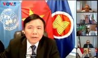 越南呼吁美国执行联合国大会决议,解除对古巴的单方面禁运