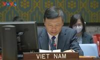 越南驻联合国大使强调新技术在维和领域的作用