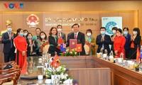促进教育培训国际合作