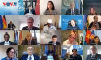 Bekräftigung: Vietnam unterstützt Friedensmissionen
