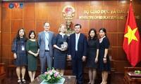Förderung der Bildungszusammenarbeit zwischen Vietnam und Neuseeland
