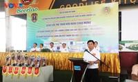 Sportaustausch zum 60. Jahrestag vietnamesischer Polizeiexperten in Laos