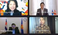 Vietnam leitet die Sitzung des Kuratoriums der ASEAN Foundation