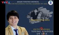 Zwei vietnamesische Jugendliche gehören zu den zehn herausragenden jungen Führungskräften Asiens