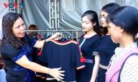 Традиционные узоры народности Эде в дизайне современной одежды