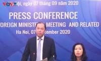 Việt Nam sẵn sàng đảm bảo cho Hội nghị AMM-53 và các hội nghị liên quan thành công