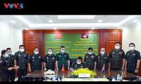 Việt Nam – Campuchia tăng cường hợp tác xây dựng biên giới