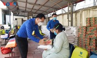 Gần 1 triệu bữa cơm nghĩa tình đã trao tới người dân khó khăn do ảnh hưởng bởi dịch COVID-19