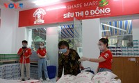 """Khai trương """"Siêu thị 0 đồng - Share Mart"""" thứ 2 tại Hà Nội"""