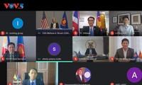 美国支持东盟推动与中国《东海行为准则》谈判进程的努力