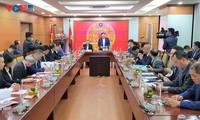 VOV và các cơ quan đại diện Việt Nam ở nước ngoài đồng hành quảng bá hình ảnh Việt Nam