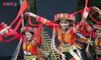 Văn hóa Việt hiện diện tại lễ hội văn hóa toàn cầu Itaewon