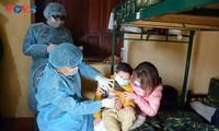 Tình quân dân trong cách ly dịch bệnh Covid - 19