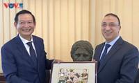Le Vietnam renforce sa coopération avec l'Égypte