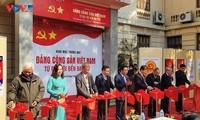 Une exposition sur l'histoire du Parti communiste vietnamien