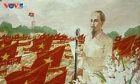 Exposition pour célébrer la victoire de la Révolution d'Août