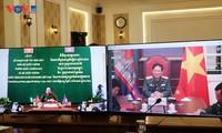 Việt Nam - Campuchia ký kết kế hoạch hợp tác quốc phòng năm 2021