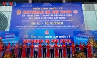 Khai mạc Triển lãm Quốc tế VIETBUILD Hà Nội 2020