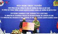 Thúc đẩy quan hệ hợp tác giữa Bộ Công an Việt Nam và Bộ Nội vụ Cuba