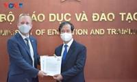 Tăng cường hợp tác giáo dục Việt Nam với thế giới