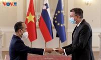 Việt Nam – Slovenia: Tăng cường hợp tác kinh tế và hỗ trợ ứng phó với đại dịch COVID-19