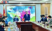 Tăng cường hợp tác giữa VOV và cơ quan truyền thông của Lào