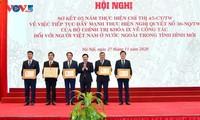 Директива №45 приносит позитивные изменения в жизнь вьетнамской диаспоры за границей