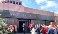 Kỷ niệm 151 năm ngày sinh lãnh tụ V.I.Lenin tại Nga