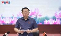 Chủ tịch Quốc hội: Sửa đổi Luật đất đai cần gạn đục, khơi trong đáp ứng nhu cầu xã hội