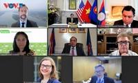 Việt Nam tham dự hội thảo công bố Báo cáo kết quả Đối thoại Chính sách kênh 1,5 đối tác Mekong - Mỹ