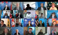 คณะมนตรีความมั่นคงแห่งสหประชาชาติหารือเกี่ยวกับสถานการณ์เมียนมาร์และซีเรีย