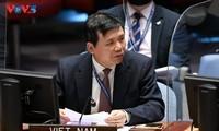 เวียดนามแสดงความยินดีต่อความพยายามของศูนย์การทูตเชิงป้องกันสหประชาชาติในภูมิภาคเอเชียกลาง