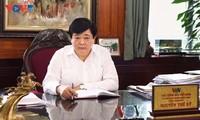 Mensaje de felicitación del Director General de la Voz de Vietnam por el Año Nuevo 2018
