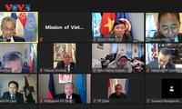 Vietnam cumple con éxito su cargo de presidente del Comité de la Asean en Nueva York